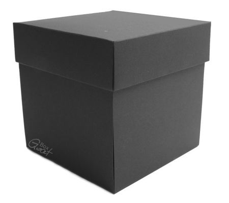 Exploding Box czarny matowy - GoatBox