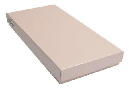 Pudełko na kartkę DL pudrowy róż - GoatBox