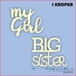Napisy My girl, Big sister
