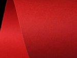 Papier ozdobny czerwony matowy - GoatBox